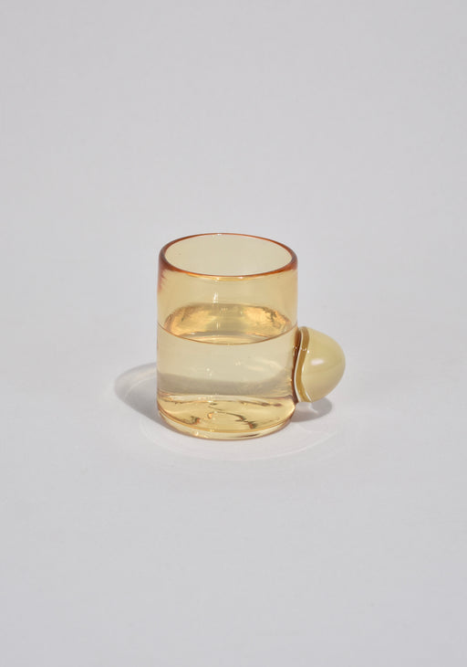 Bubble Cup in Whiskey/Cream