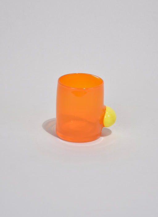 Bubble Cup in Orange/Yellow