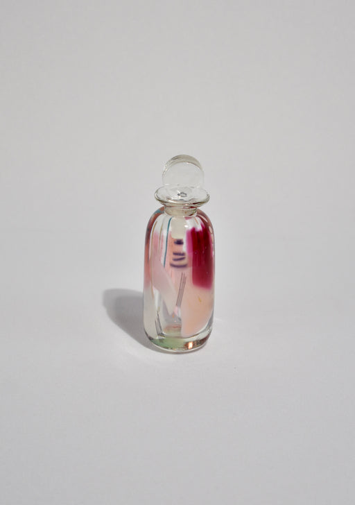 Colorful Glass Perfume Bottle