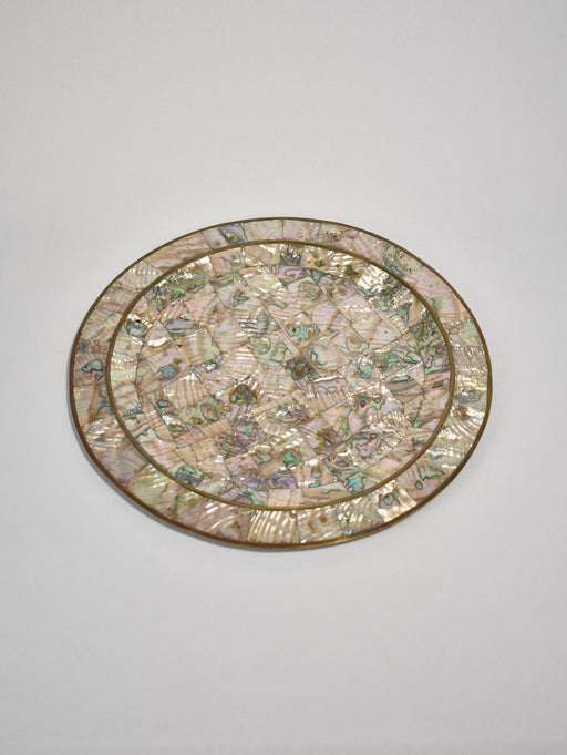 Abalone Serving Plate