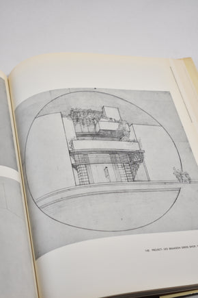 The Drawings of: Frank Lloyd Wright