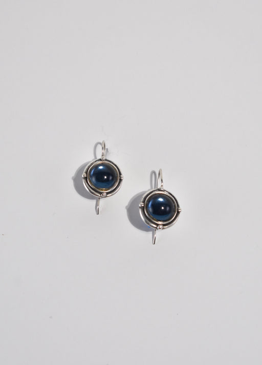Azure Dome Earrings