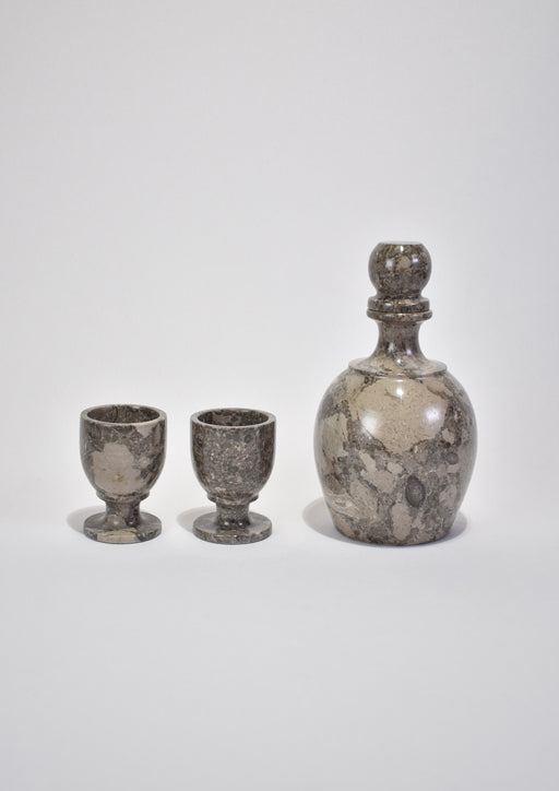 Marble Cordial Set