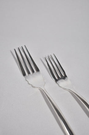 Shore 5-Piece Flatware Set in Silver