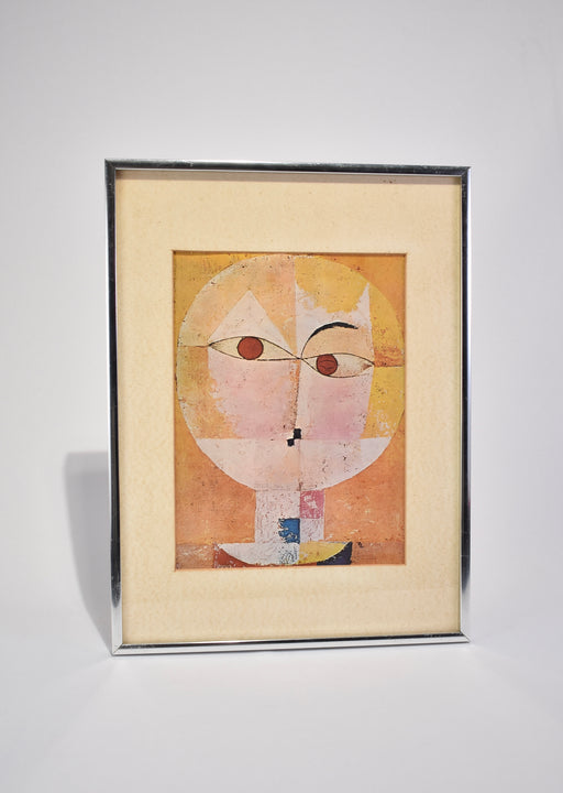 Paul Klee, Framed Print