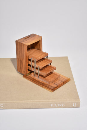 Wooden Cigarette Box