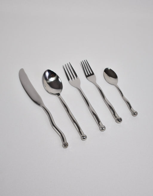 Sphere 5-Piece Flatware Set