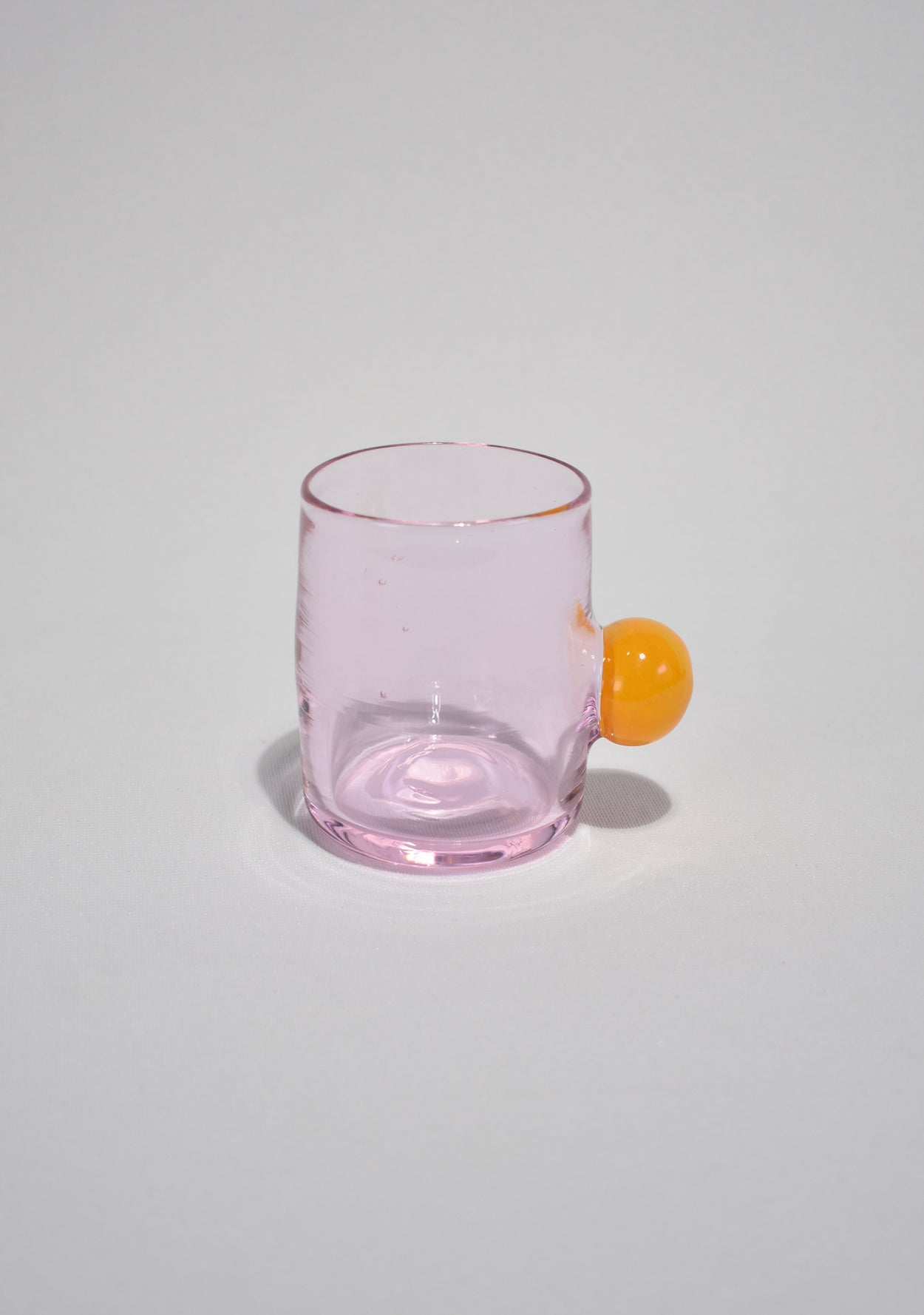 Bubble Cup in Pink/Orange