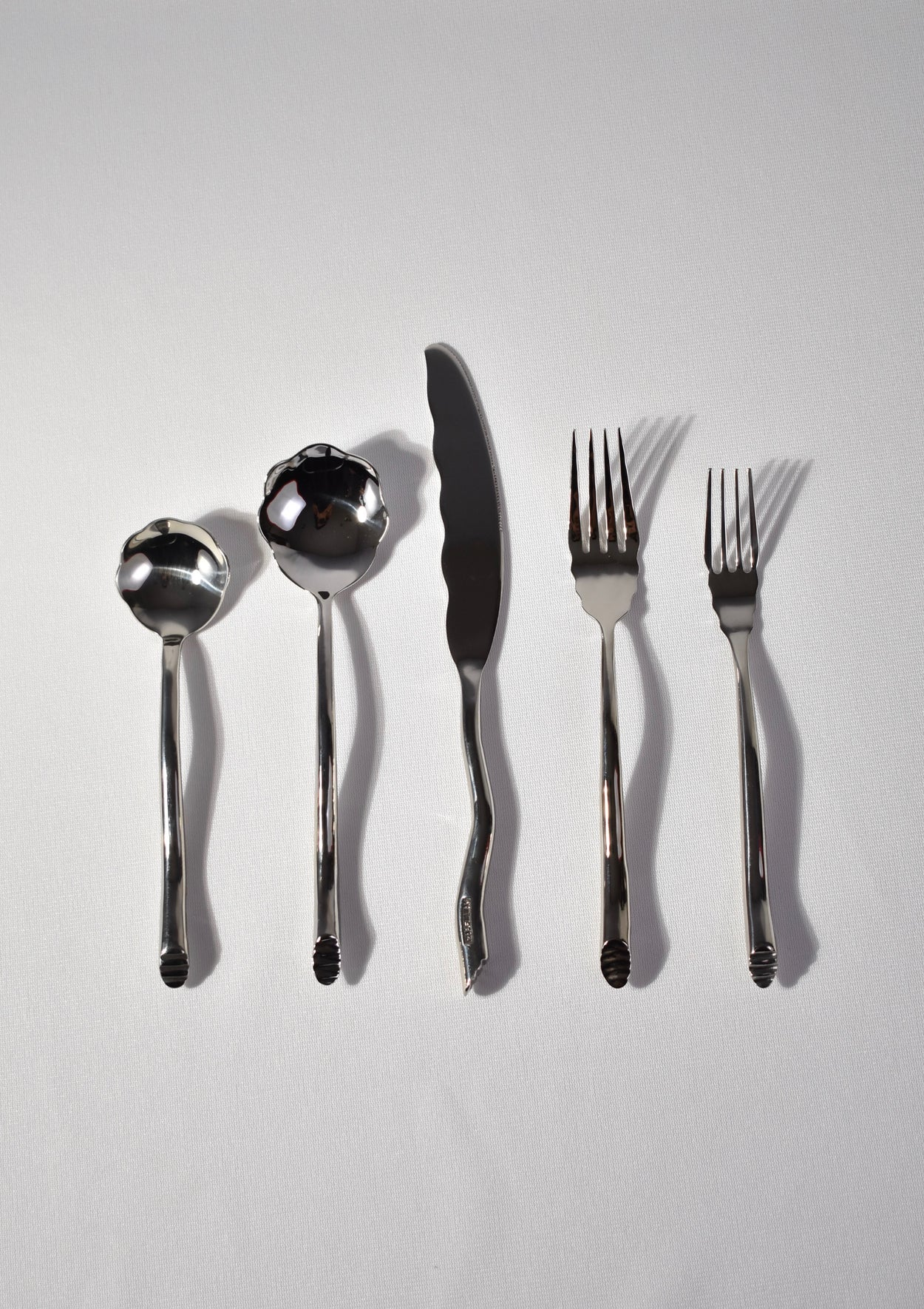 Shore 5-Piece Flatware Set