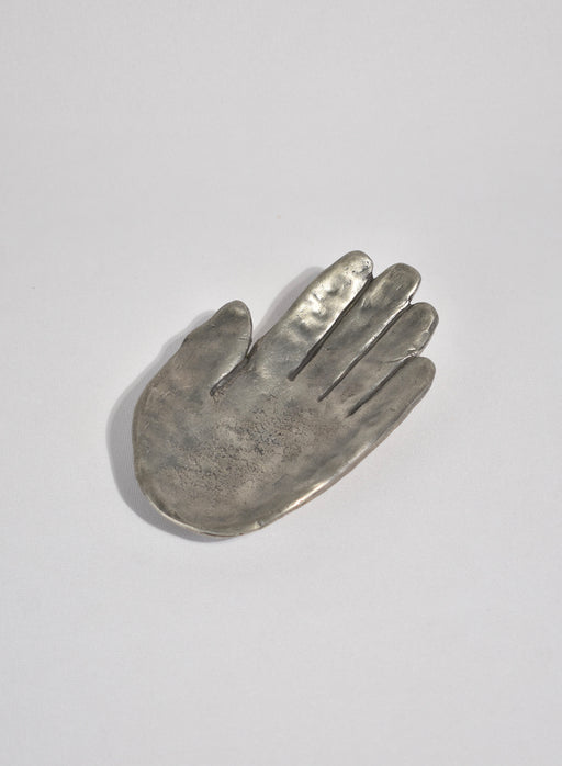 Pewter Hand Catchall
