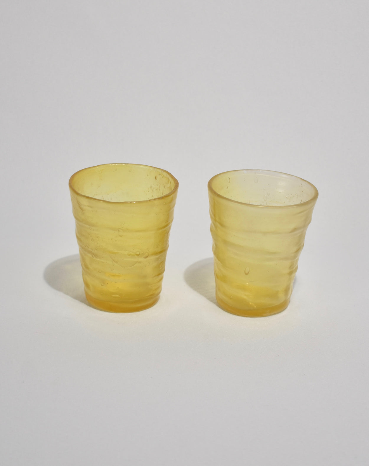 Marigold Glass Tumbler Set