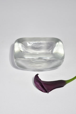 Ice Glass Bowl