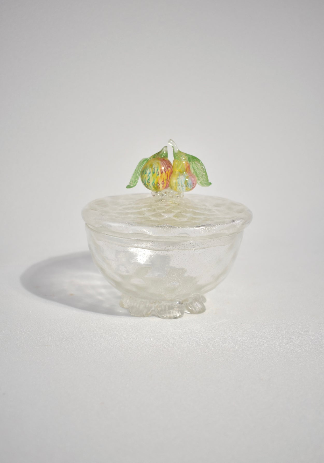 Fruit Lidded Jar