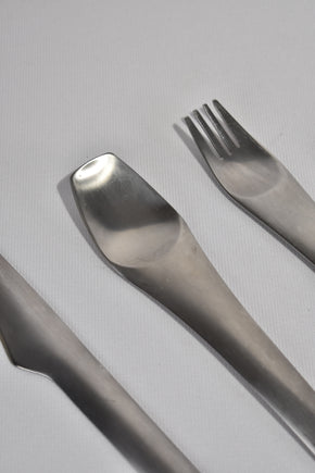 Modernist Flatware Set