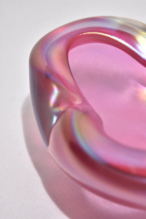 Iridescent Pink Bowl