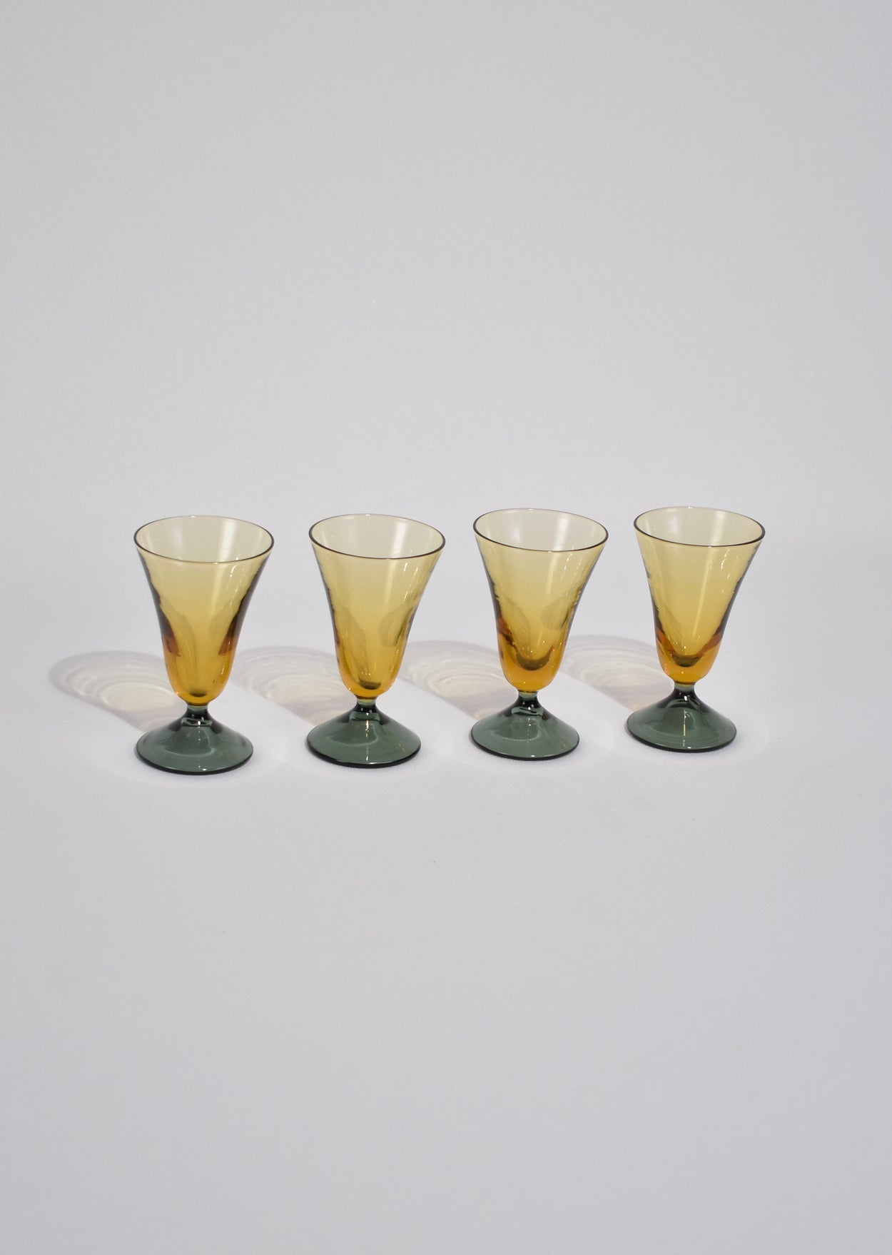 Two-Tone Cordial Set