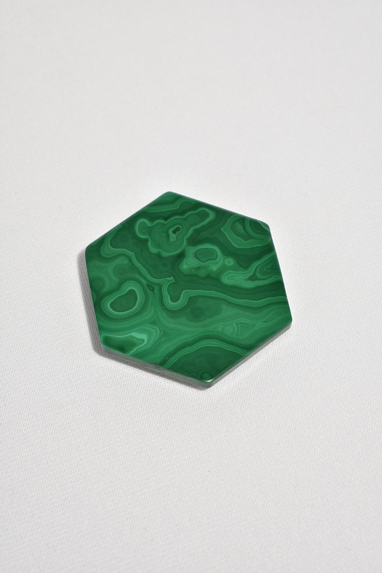Malachite Gem Box