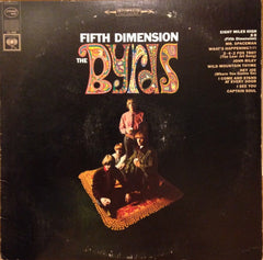 The Byrds Fifth Dimension Original Record from the 1970s
