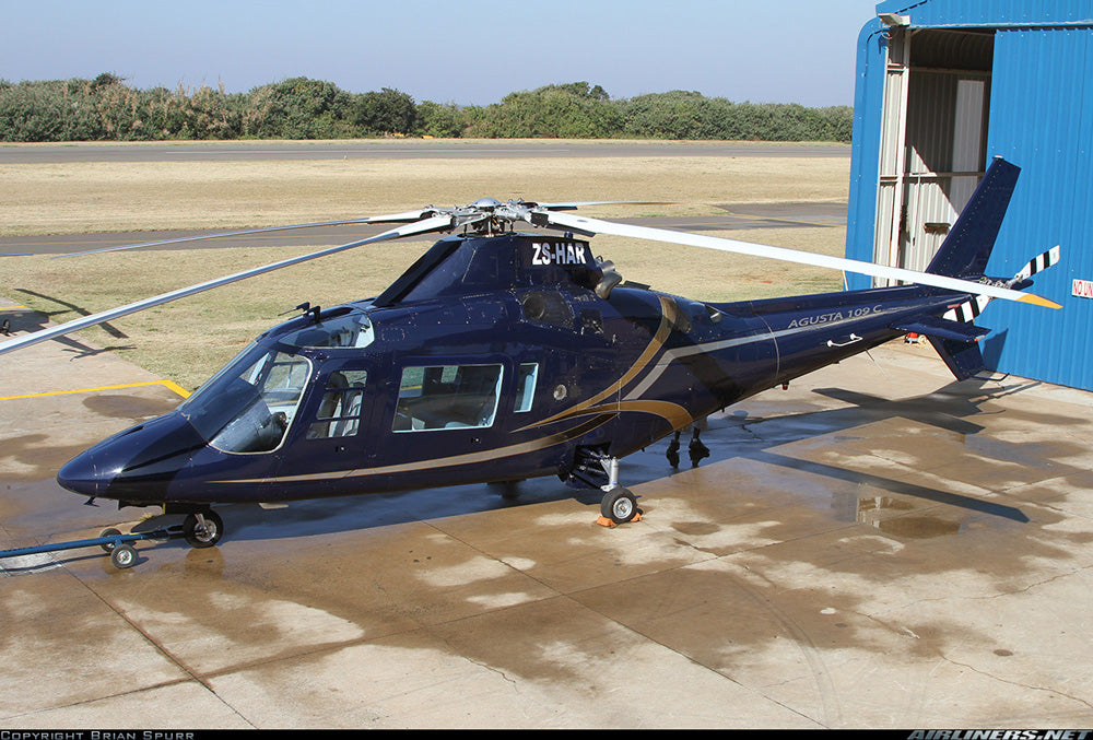 Agusta 109C Helicopter