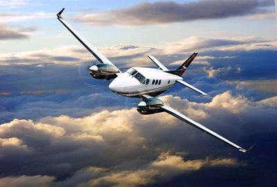 King Air C90 Turboprop