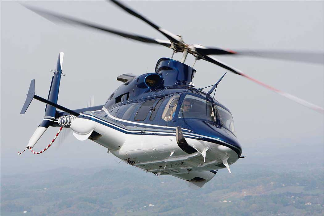 Bell 430 Helicopter