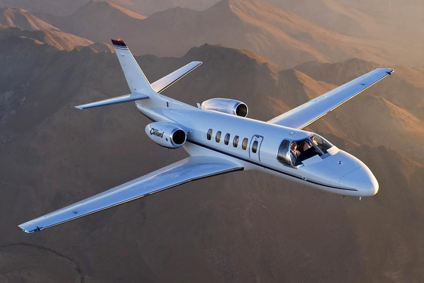 Cessna Citation I Jet