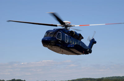 Sikorsky S-92 Helicopter