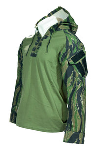 Tiger GREEN Occultation STV Hoodie