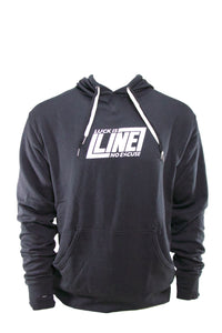 LINE LUCK IS NO EXCUSE HOODIE
