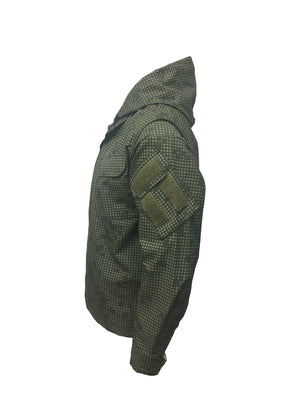 The DNC OD GREEN Occultation STV Hoodie