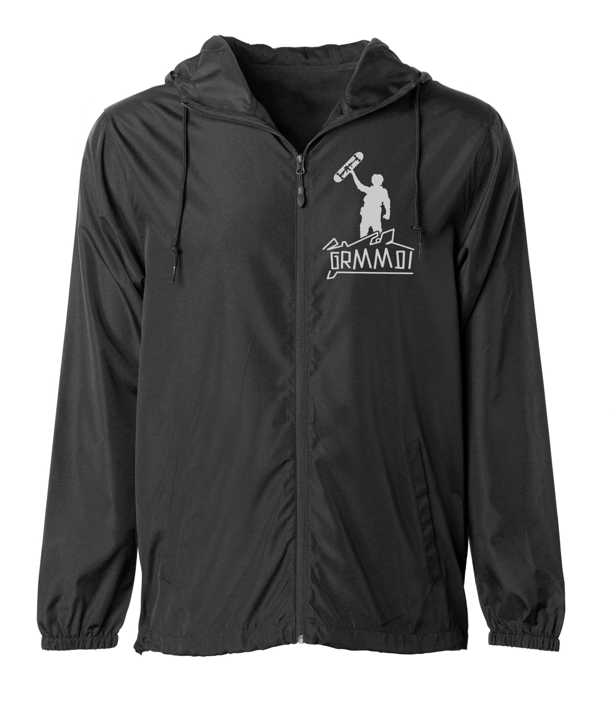 GRMMDI Lightweight Windbreaker