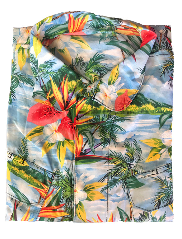 The Hawaiian Lion Shirt Short Timers