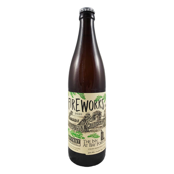 Fireworks Farmhouse Ale