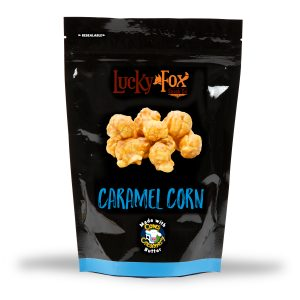Lucky Fox: Caramel Corn