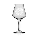 Million Acres Limited Edition Glass