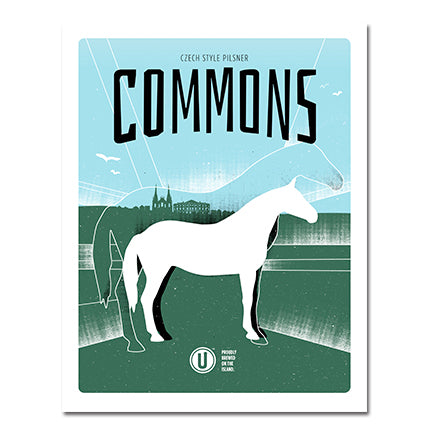 Commons 18x24 Poster