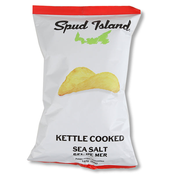 Spud Island Potato Chips