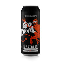 Go Devil IPA: 473ml Can