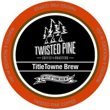 Load image into Gallery viewer, Title Towne Brew Single Cup 24ct