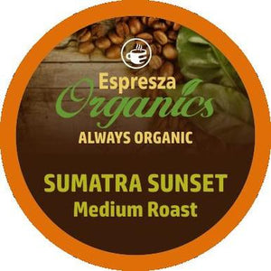 Sumatra Sunset Single Cups 24ct