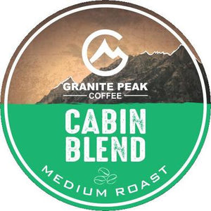 Cabin Blend Single Cups 24ct