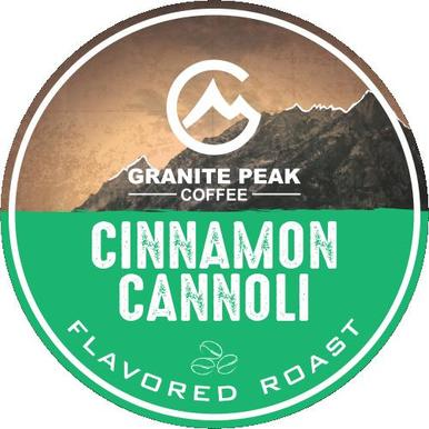 Cinnamon Cannoli Single Cups 24ct