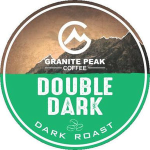 Double Dark Single Cups 24ct