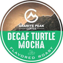 Load image into Gallery viewer, Decaf Turtle Mocha Single Cups 24ct