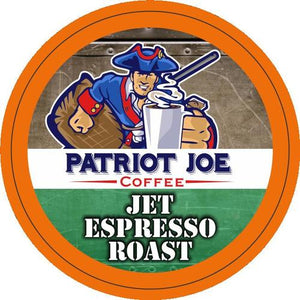 Jet Espresso Roast Single Cups 24ct