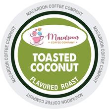 Load image into Gallery viewer, Toasted Coconut Single Cups 24ct