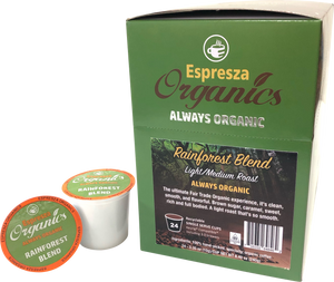 Rainforest Blend Single Cups 24ct
