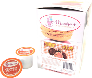 Crunchy Praline Single Cups 24ct