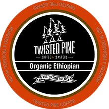 Organic Ethiopian Single Cups 24ct