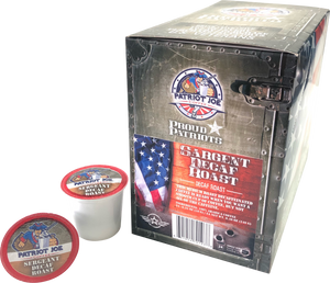 Sergeant Roast Decaf Single Cups 24ct